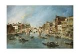 Cannaregio Canal  Venice  C 1775-80