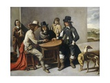 Dice Players (The Gamblers)  1630-80