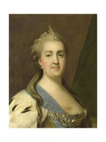 Catherine II  the Great  Empress of Russia  1757-72