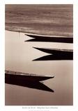 Fishing Boats  Desert of Mauritania