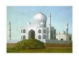 The Taj Mahal  C 1860-80