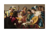 The Concert  1623
