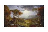 Autumn-On the Hudson River  1860