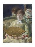 Miss Mary Ellison  1880