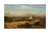 The Last of the Buffalo  1888
