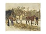 The Rokin  Amsterdam  1923