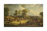 Heaton Park Races  1829