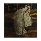 Girl in a White Kimono  1894