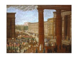 Pharaoh's Army Marching  C 1865-80