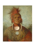See-Non-Ty-A  an Iowya Medicine Man  1844-45