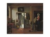 The Bedroom  1658-90
