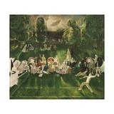 Tennis Tournament  1920