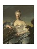 Madame Le Fevre De Caumartin as Hebe  1753