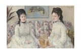 The Sisters  1869