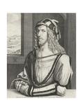Portrait of Albrecht Durer  1645