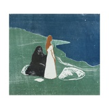 Two Women on the Beach  1898