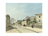 Rue Notre-Dame  Paris  1866