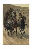 The Yellow Riders  1885-86