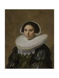 Portrait of a Woman  1635