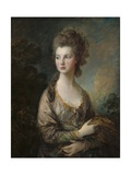 The Honorable Mrs Thomas Graham  1775-77