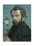 Self-Portrait  1897