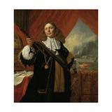 Vice-Admiral Johan De Liefde  1668