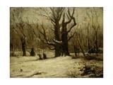 Winter Landscape  C 1850-77