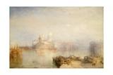Dogana and Santa Maria Della Salute  Venice  1843