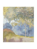 Arboreal Landscape  1890-1930