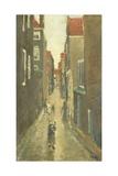 The Baanbrugsteeg Looking from the Haarlemmerdijk  Amsterdam  C 1905