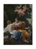 Venus and Adonis  1642