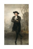 The Skater (Portrait of William Grant)  1782
