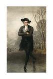 The Skater (Portrait of William Grant)  1782
