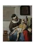 The Sick Child  1664-66
