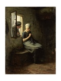 Fisherman's Courtship  1880