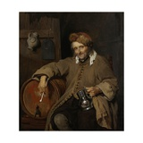 The Old Drinker  1661-63