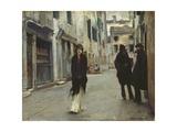 Street in Venice  1911