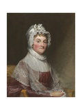 Abigail Smith Adams  C 1800-15