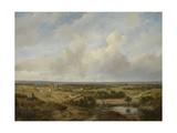 View of Haarlem  1844