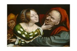 Ill-Matched Lovers  1520-25