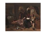 The Drunken Couple  1655