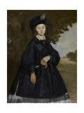 Portrait of Madame Brunet  C1861-63