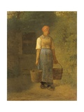 Girl Carrying Water  C 1855-60