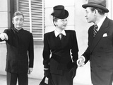 Angel on My Shoulder  from Left: Claude Rains  Anne Baxter  Paul Muni  1946