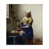 The Milkmaid  1660