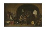 Guardroom  1641