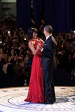 President Barack and Michelle Obama Dance at the Commander in Chief Inaugural Ball