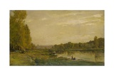Landscape on the Oise  1872