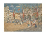 Piazza San Marco  1898
