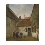 Inner Courtyard  1820-30